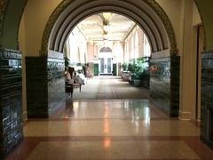 hotel arch